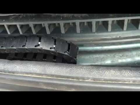 hqdefault 2005 t&c sliding door wiring track harness replacement youtube