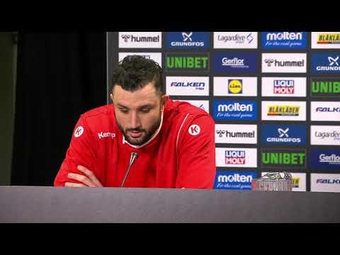 31 TUNISIA vs CHILE   Press Conference