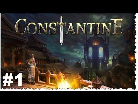 Constantine . Прохождение Constantine. Секреты Constantine