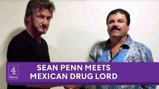 El Chapo: Sean Penn interviews Mexican drug lord