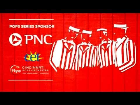 Meredith Willson's The Music Man - Cincinnati Pops Orchestra - MAY 1-3, 2015