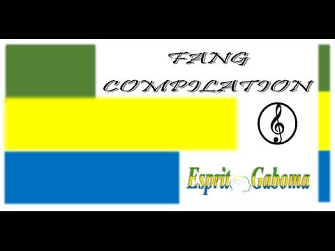 Gabon: compillation Fang