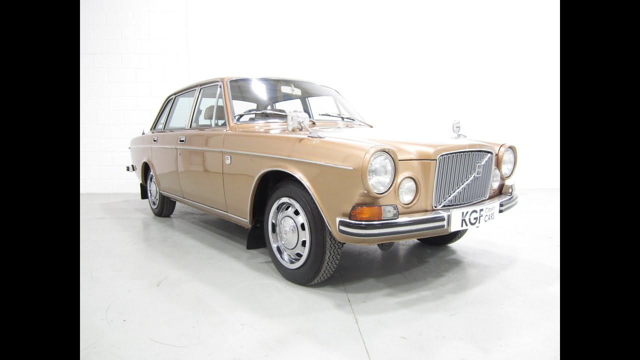 a multi award winning volvo 164e with full volvo history and just three owners from new sold. Black Bedroom Furniture Sets. Home Design Ideas