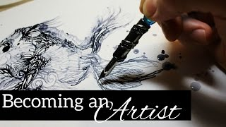 Video My Thoughts: Becoming An Artist download MP3, 3GP, MP4, WEBM, AVI, FLV November 2017