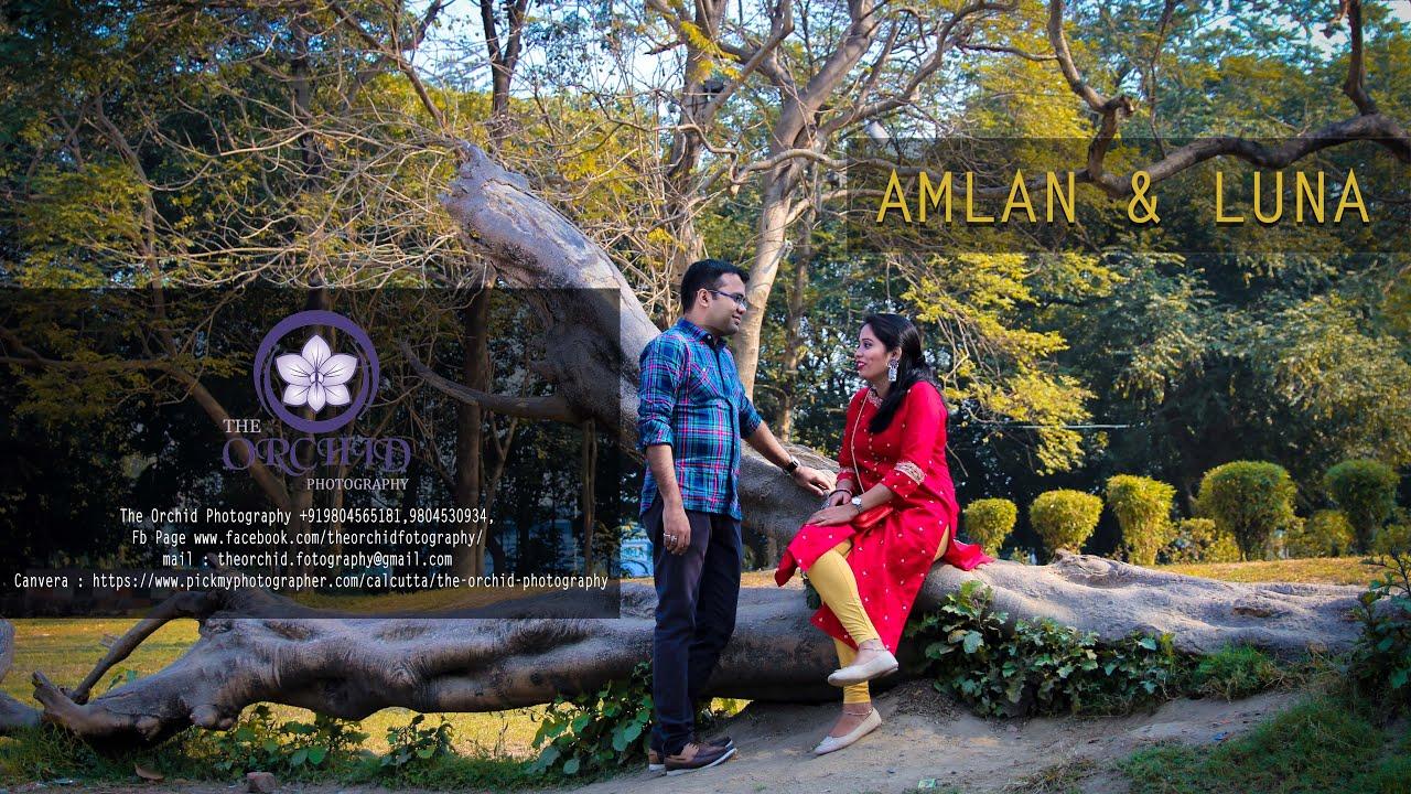 Best bengali cinematic wedding video AMLAN & LUNA