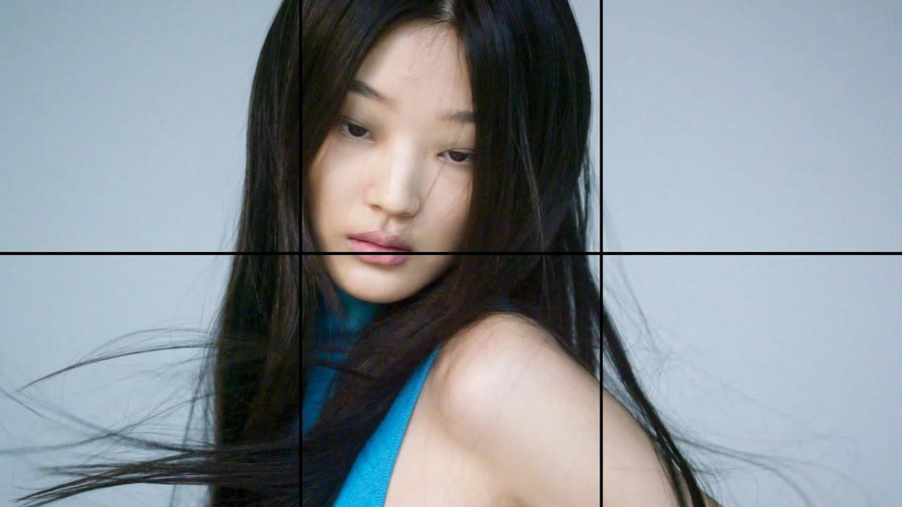 (ENG) 남심 제대로 자극하는 여자 모델들의 치열하게 예쁜 씬💖ㅣYG KPLUS x DAZED