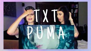 Baixar TXT - PUMA M/V | REACTION