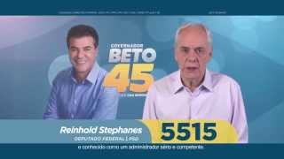 VOTE 5515 REINHOLD STEPHANES - DEPUTADO FEDERAL - PSD