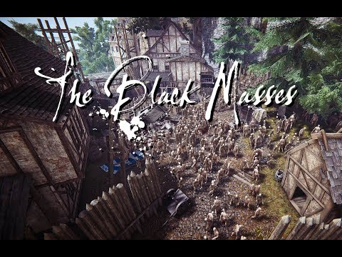 The Black Masses - Official Reveal