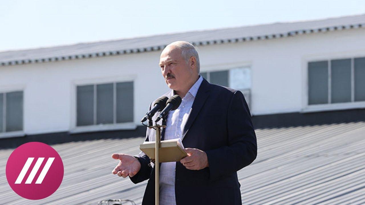 Лукашенко «продавили»? Почему белорусский лидер говорит о новой Конституции и перевыборах.