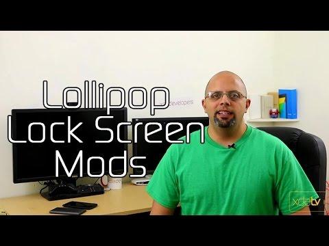 Lollipop Lock Screen Mods – XDA Xposed Tuesday