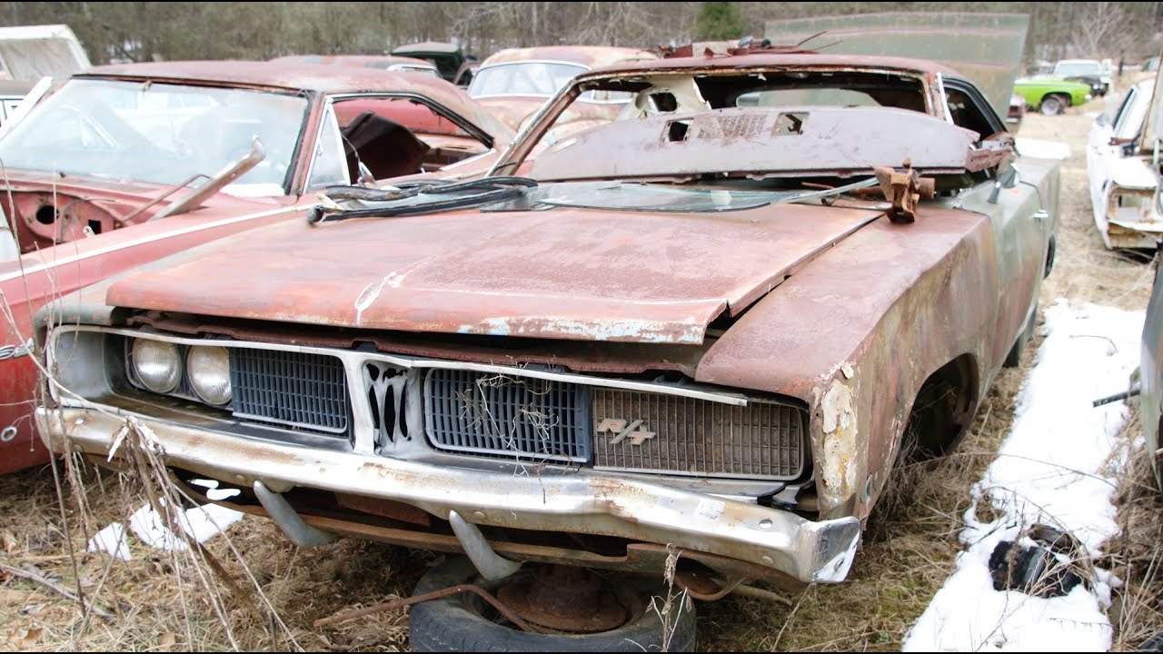 The Epic Mopar Junkyard Part 3: Superbee, Coronet R/T and Charger R ...
