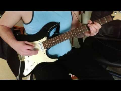 Be'lakor - Roots to Sever Guitar Cover (Play-through)