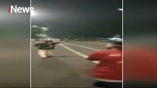 Polisi Tangkap 16 Pelaku Tawuran Maut yang Terjadi di Kebon Sirih - Police Line 27/08