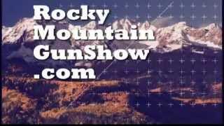 Rocky Mountain Gun Show-south Town Expo Center 2015