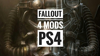 Top 5 Fallout 4 Mods / PS4 / Part 8