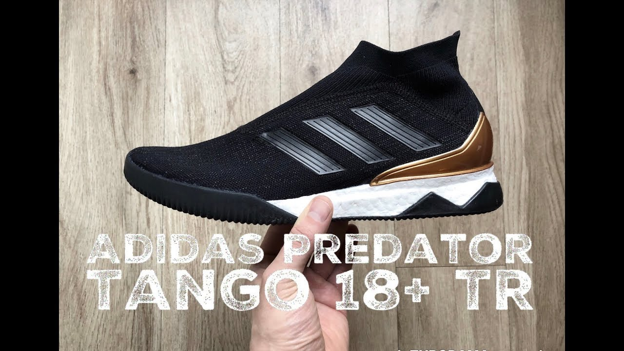 230fa3c17baa Adidas Predator Tango 18+ TR ˋSkystalker Pack´ | UNBOXING & ON FEET |  football boots | 2017 | HD