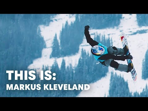 13 years of snowboarding, but only 17 years old. | This is: Marcus Kleveland E1