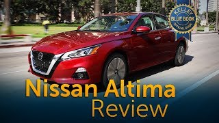2019 Nissan Altima - Review & Road Test