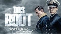 DAS BOOT - Die komplette erste Staffel - Offizieller DVD-Trailer