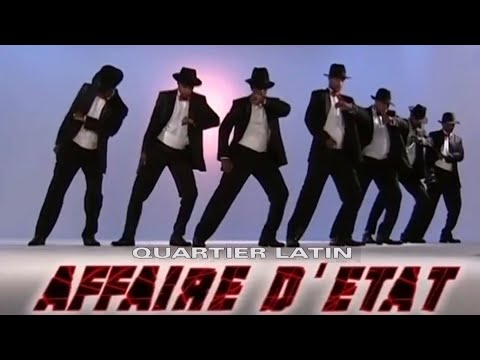 Koffi Olomide & Quartier Latin International - AFFAIRE D'ÉTAT - DVD - 16 CLIPS - 2003 - HD