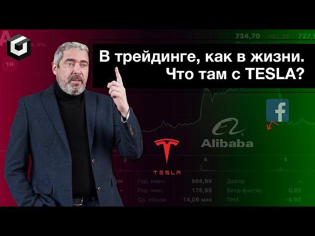 Что такое индексная торговля? О криптовалюте, Tesla , Alibaba, Facebook