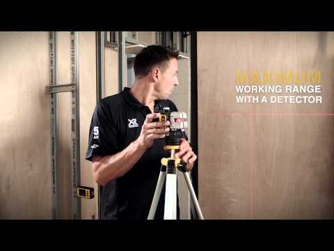 DeWalt DW089K Multi-Line Self-Levelling Laser Level | Screwfix