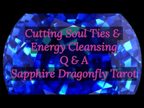 LIVE Q & A - Cutting Soul Ties & Energy Cleansing