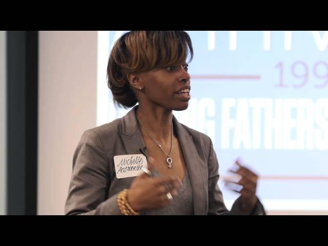 TEDxBaltimore: Michelle Antoinette (LOVE the poet)