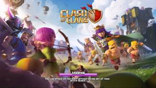 Clash of clans by Zake and smile of!!