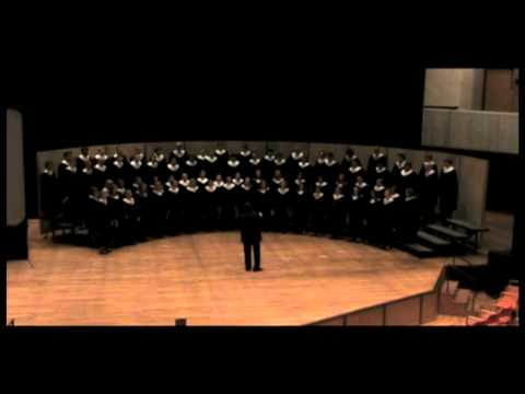 O Lord God - Nordic Choir - Luther College