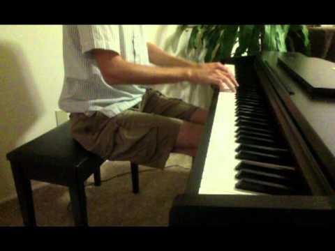 Ben Folds: The Luckiest (Instrumental Cover)