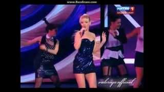 Валерия - По серпантину. Праздничное шоу В .Юдашкина 2013