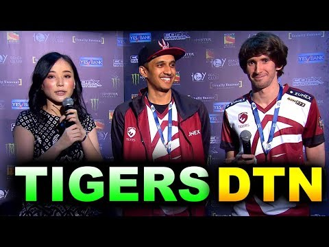 TIGERS vs DeToNator - GRAND FINAL - COBX MASTERS DOTA 2 thumbnail