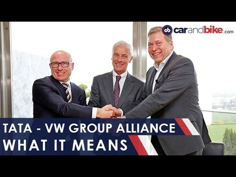 Tata-Volkswagen Group Alliance: What Potential Does It Hold?