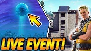 NEUES EISKUGEL LIVE EVENT & NEUE MAP UPDATES! 😍  REVOLVER MIT ZIELFERNROHR   Fortnite Battle Royale