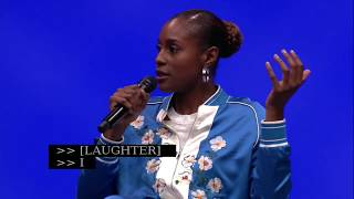 A CONVERSATION WITH ISSA RAE