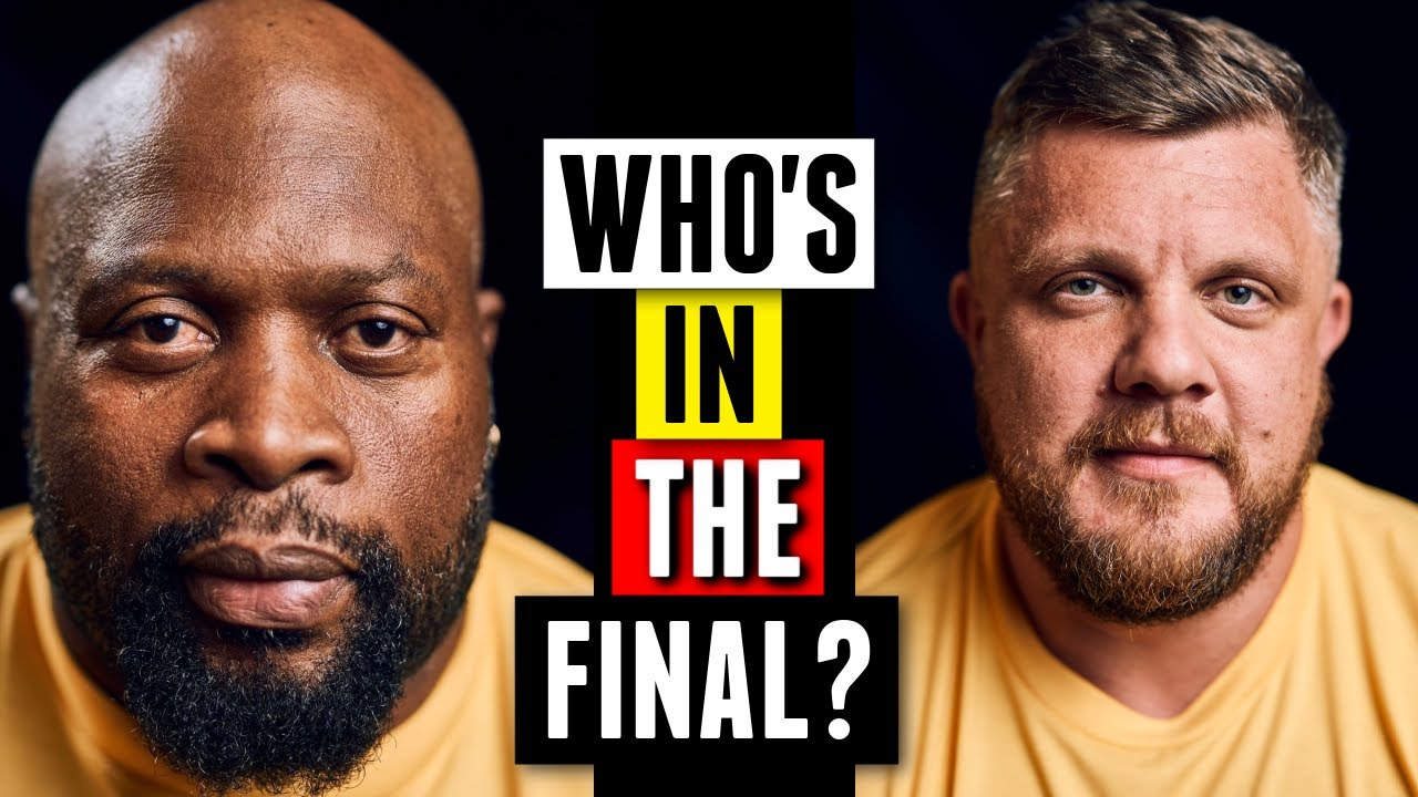The STONE OFF Results & Our 10 FINALISTS   World's Strongest Man 2021