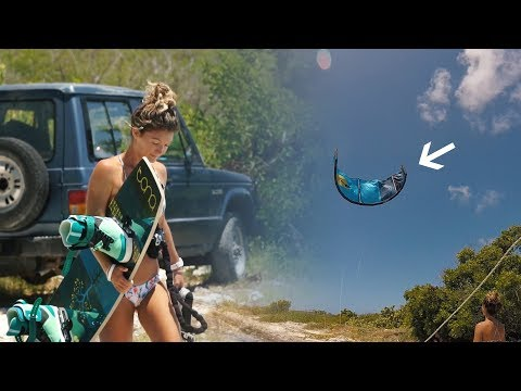 We Almost Destroyed My New Kite! VLOG 71