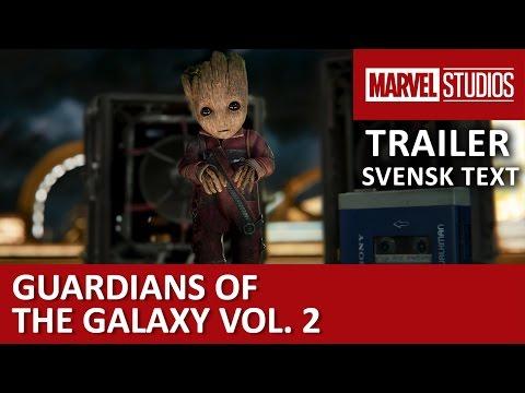 Lång trailer | Marvel's Guardians of the Galaxy Vol. 2
