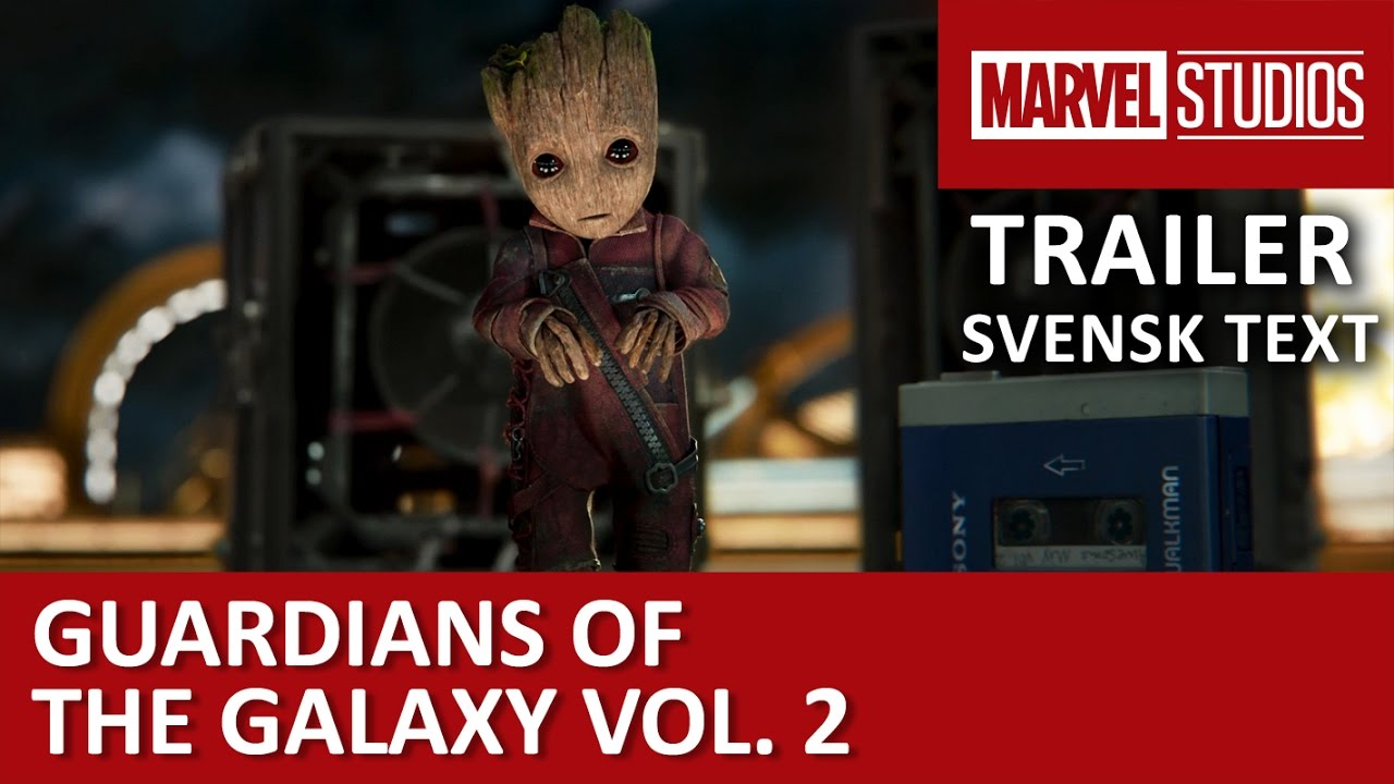 Lång trailer | Marvel's Guardians of the Galaxy Vol. 2