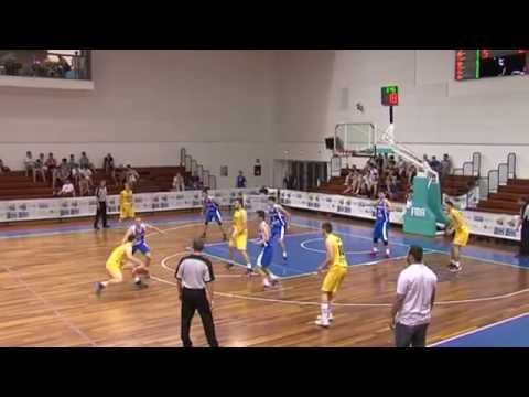 Basketball  Kosova vs Azerbaijan    game 5