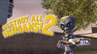 PCSX2 Emulator 1.5.0-1674 | Destroy All Humans! 2 [1080p HD] | Hidden Gem Sony PS2