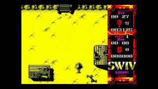 SWIV ZX Spectrum