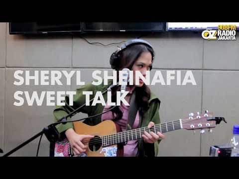 Sheryl Sheinafia -  Sweet Talk live on Live N Loud