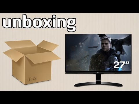 Monitor 27 pulgadas LG: el mejor regalo para navidades