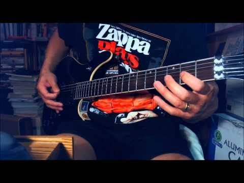 Judas Priest - Jawbreaker - guitar lesson - Defenders of the Faith