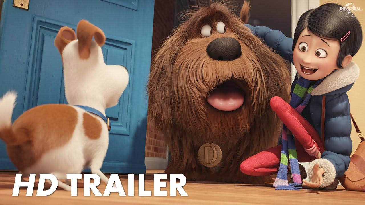 Pets - A Vida Secreta dos Bichos - Trailer Oficial 3