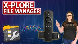 HOW TO MANAGE & EXPLORE YOUR FILES ON YOUR FIRESTICK & EXTERNAL STORAGE screenshot 4