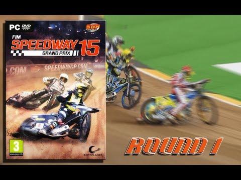 FIM Speedway Grand Prix 15 - Round 1 - Warsaw - Poland [Gameplay] |